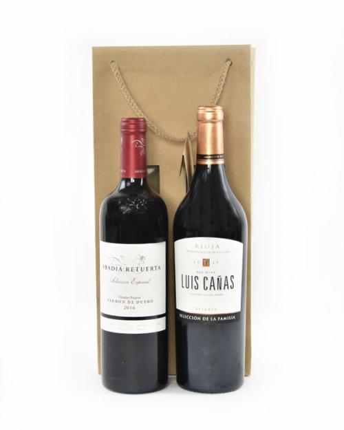pack de vinos para regalo
